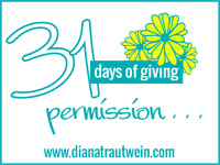 31 days of giving permission 200x130